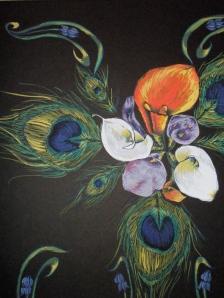 Lily Nouveau detail
